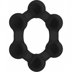 comprar NO. 83 WEIGHTED COCK RING BLACK