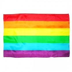 comprar BANDERA 90 X 140 ORGULLO LGBT