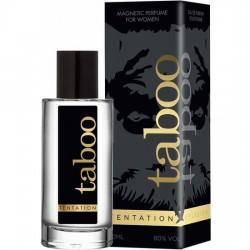 comprar TABOO TENTATION PERFUME CON FEROMONAS PARA ELLA 50ML