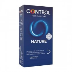 comprar CONTROL PRESERVATIVOS NATURE 24UDS