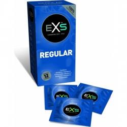 comprar EXS REGULAR - PRESERVATIVOS INOLOROS -12 PACK