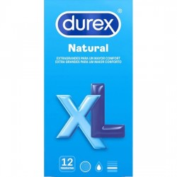 comprar DUREX NATURAL XL 12 UDS