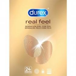 comprar DUREX REAL FEEL 24 UDS