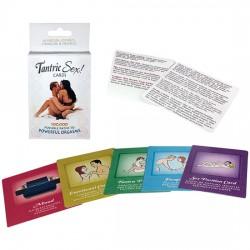 comprar KHEPER GAMES - TANTRIC SEX CARDS