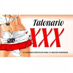 comprar TALONARIO XXX