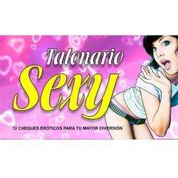 comprar TALONARIO SEXY