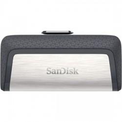 comprar MEMORIA FLASH USB DOBLE SANDISK ULTRA DE 64 GB CON USB 3.1 TYPE-C