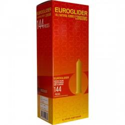 comprar PRESERVATIVOS EUROGLIDER - 144 PCS X 7 CAJAS