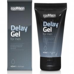 comprar COOLMANN GEL RETARDANTE 40ML