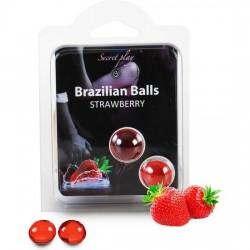 comprar SECRET PLAY SET 2 BRAZILIAN BALLS AROMA FRESA