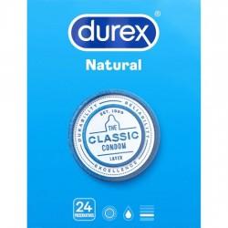 comprar DUREX NATURAL 24 UDS