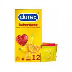 comprar DUREX SABOREAME 12 UDS