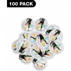 comprar PRESERVATIVOS DE FÚTBOL EXS - 100 PACK