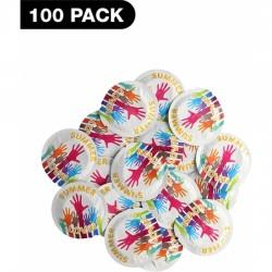 comprar PRESERVATIVOS EXS SUMMER LOVIN - 100 PACK