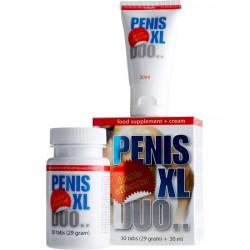 comprar PENIS XL DUO PACK CAPSULAS Y CREMA