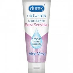 comprar DUREX LUBRICANTE NATURALS EXTRA SENSITIVO 100ML