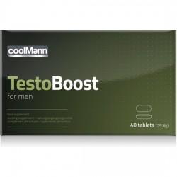 comprar COOLMANN TESTOBOOST 40UDS