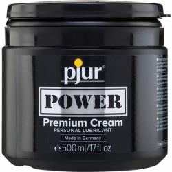comprar PJUR POWER CREMA LUBRICANTE PERSONAL 500 ML