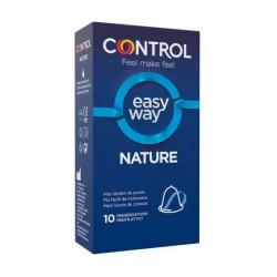 comprar CONTROL PRESERVATIVOS NEW NATURE EASY WAY - 10UDS
