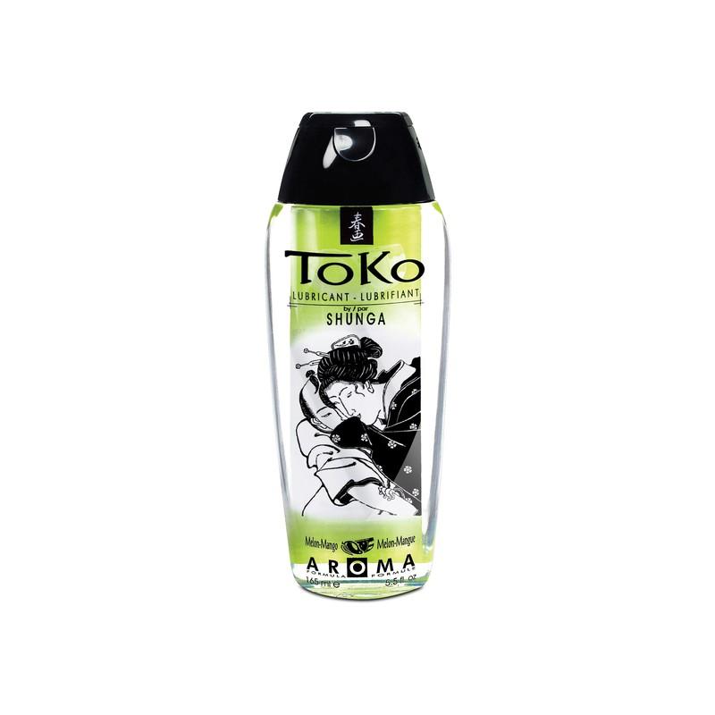 SHUNGA TOKO AROMA LUBRICANTE MELON Y MANGO
