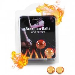 comprar SECRET PLAY SET 2 BRAZILIAN BALLS EFECTO CALOR