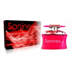 comprar SANINEX 3 FRAGANCIA PERFUME UNISEX FEROMONA 100 ML