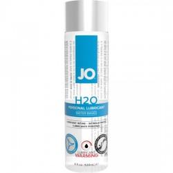 comprar JO H20 LUBRICANTE BASE DE AGUA EFECTO CALOR 120 ML