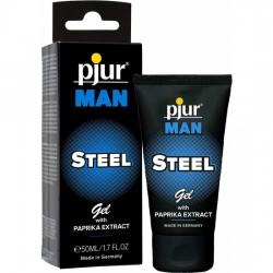 comprar PJUR MAN STEEL GEL 50ML TUBE