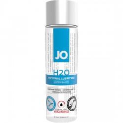 comprar JO H20 LUBRICANTE BASE DE AGUA EFECTO CALOR 240 ML