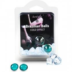 comprar SECRET PLAY SET 2 BRAZILIAN BALLS EFECTO FRÍO