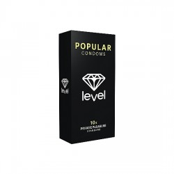 comprar PRESERVATIVOS LEVEL POPULAR CONDOMS - 10UDS