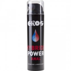 comprar EROS HYBRIDE POWER LUBRICANTE ANAL 200ML