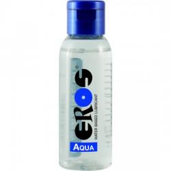 comprar EROS AQUA WATER BASED LUBRICANT FLASCHE 50 ML
