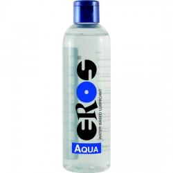 comprar EROS AQUA WATER BASED LUBRICANT FLASCHE 250 ML