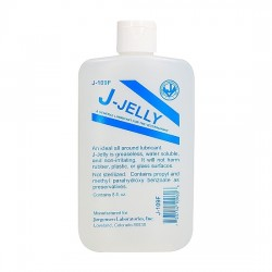 comprar J-JELLY FLASK LUBRICANTE BASE DE AGUA 240ML