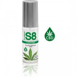 comprar S8 LUBRICANTE HÍBRIDO CANNABIS 50ML