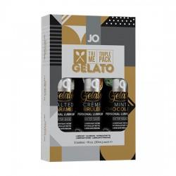 comprar SYSTEM JO - PACK DE 3 LUBRICANTES GELATO