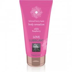 comprar LOVE LUBRICANTE COMESTIBLE FRAMBUESA 75ML