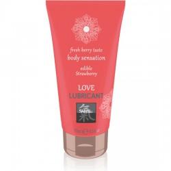comprar LOVE LUBRICANTE COMESTIBLE FRESA 75ML